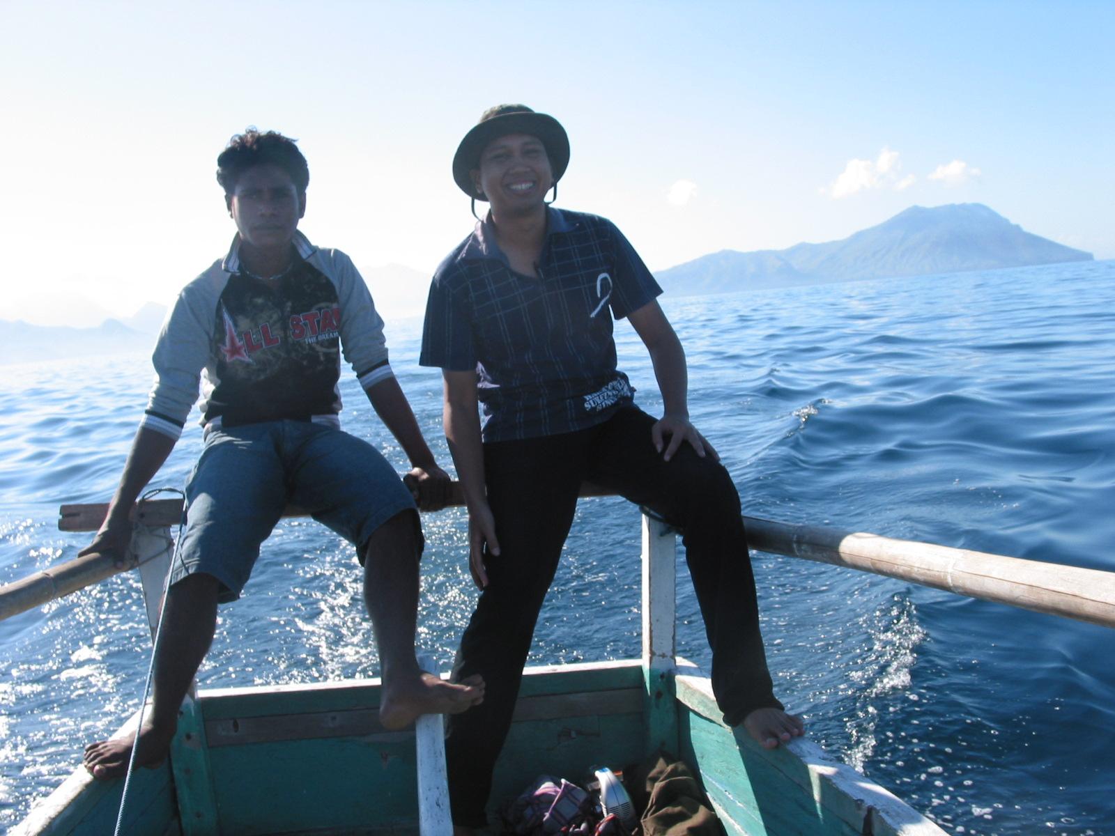 Diatas Taxi laut