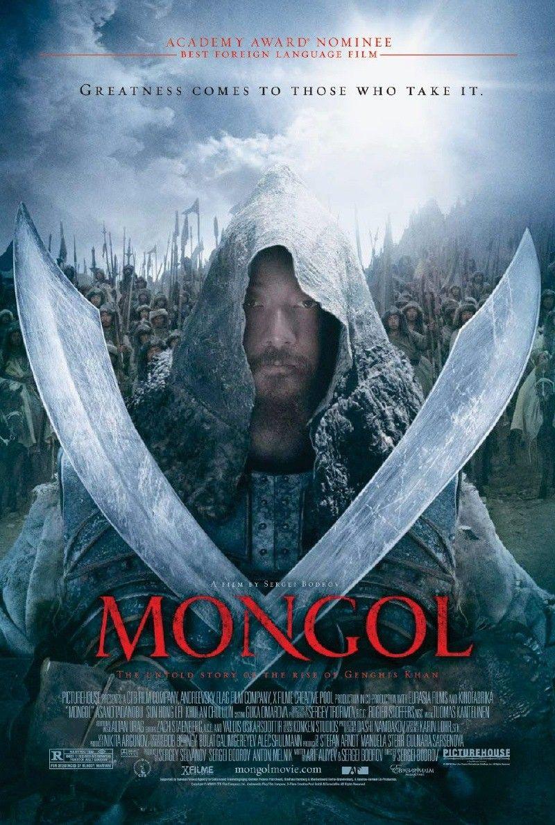 """Tertipu Film """"MONGOL"""""""