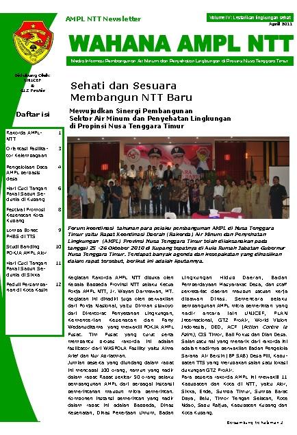 AMPL NTT Newsletter 4