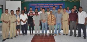 Orientasi Fasilitator AMPL Tingkat Kecamatan