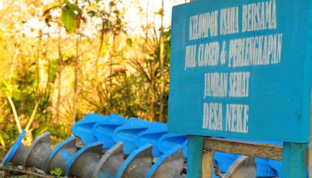 Pemasaran Sanitasi TTS