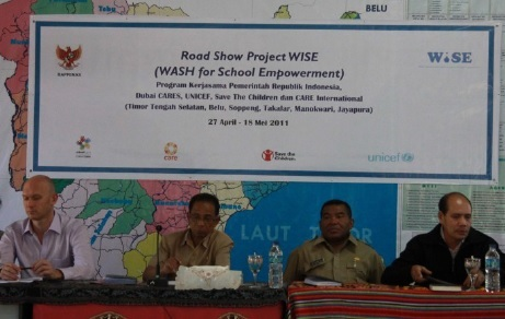 Road show WISE 1