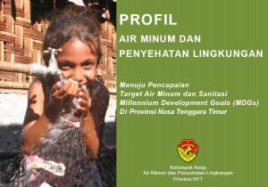 Profil Air Minum dan Penyehatan Lingkungan Provinsi NTT