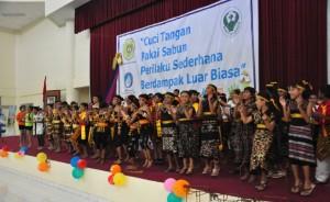 Festival Promosi Kesehatan di Kota Kupang