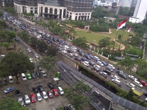 Jakarta Yang Macet dan Ruwet