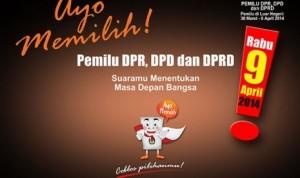 Selamat Memilih Indonesia